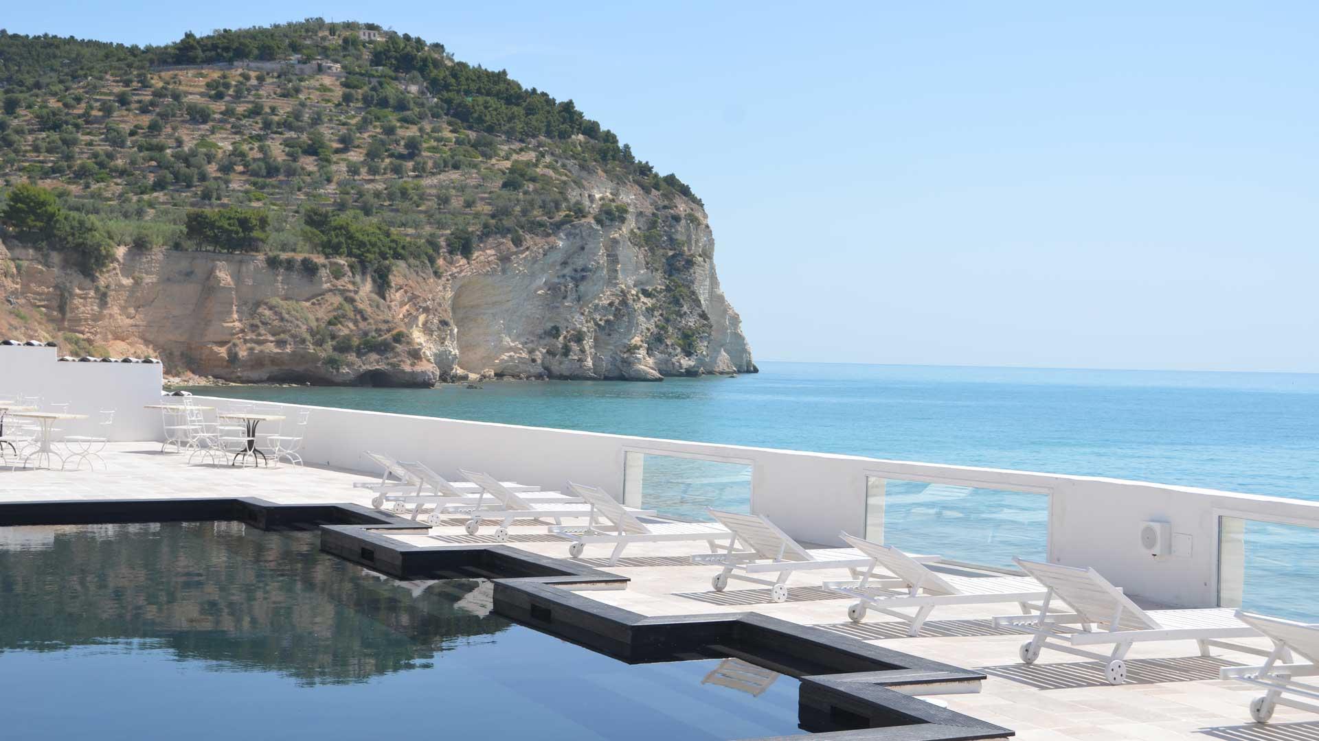 Hotel  Stelle Sul Mare Puglia